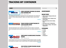 trackingmycontainer.com