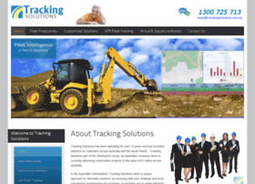 trackingsolutions.com.au