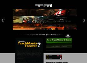 trackmaniaforever.com