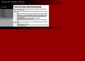trackmyhockeystats.com
