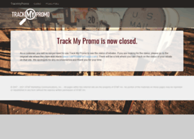 trackmypromo.com