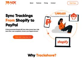 trackshore.com
