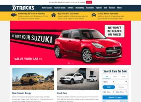 trackssuzuki.co.uk