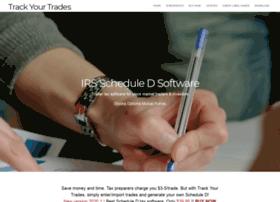 trackyourtrades.com