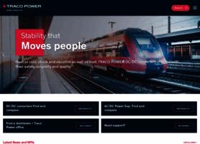 tracopower.com