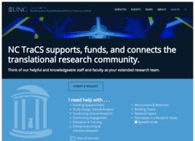 tracs.unc.edu