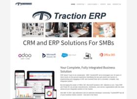 tractioncrm.com