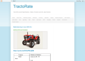 tractorate.blogspot.in