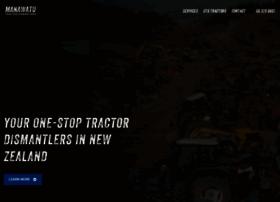 tractordismantlers.co.nz