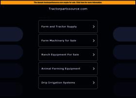 tractorpartssource.com