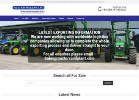 tractorsandplant.com