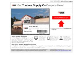 tractorsupplyco.couponrocker.com