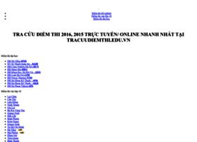 tracuudiemthi.edu.vn