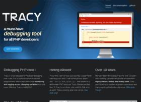 tracy.nette.org