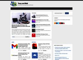 tracyandmatt.co.uk