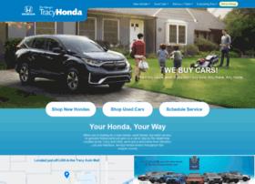 tracyhonda.com