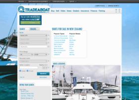 tradeaboat.co.nz