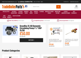 tradeboilerparts.co.uk