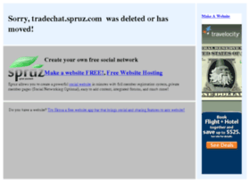 tradechat.spruz.com