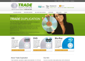 tradeduplication.com