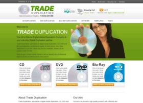 tradeduplication.com