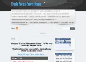tradeforexfromhome.com