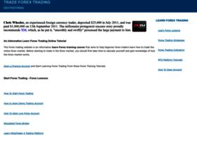 tradeforextrading.com