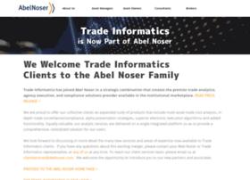 tradeinformatics.com