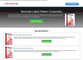 tradelabelcode.com