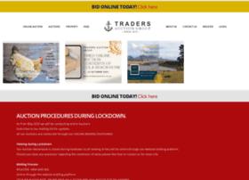 tradersauctioneers.co.za