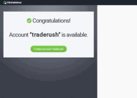 traderush.clickwebinar.com