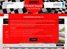 tradesalessouthwales.co.uk