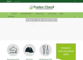 tradescheck.com.au