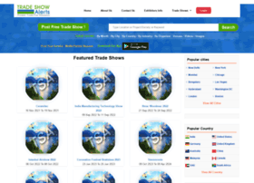 tradeshowalerts.com