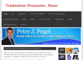 tradeshowpresenterpeter.com