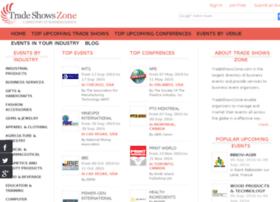 tradeshowszone.com