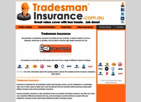 tradesmaninsurance.com.au