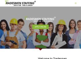 tradesmenstaffingllc.com