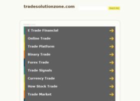 tradesolutionzone.com