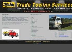 tradetowing.co.za