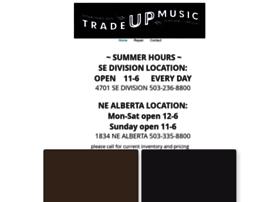 tradeupmusic.com
