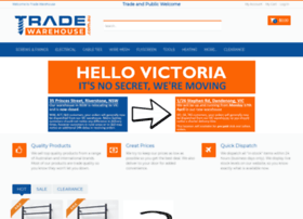 tradewarehouse.com.au