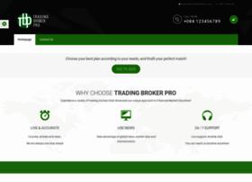 tradingbrokerpro.com