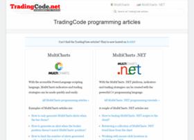 tradingcode.net