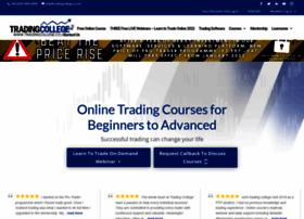 tradingcollege.co.uk