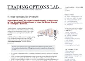 tradingoptionslab.com