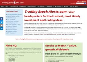 tradingstockalerts.com