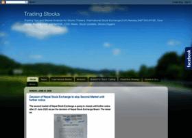 tradingstocksnepal.blogspot.com