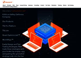 tradingsystemlab.com