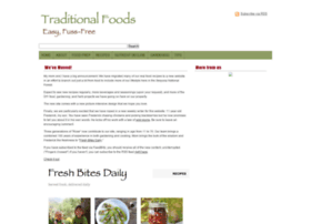 traditional-foods.com